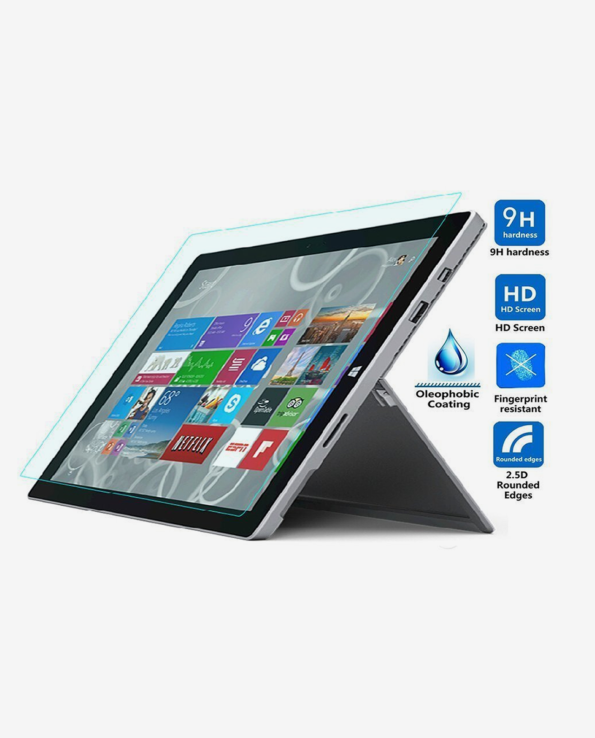 Microsoft Surface protective screen
